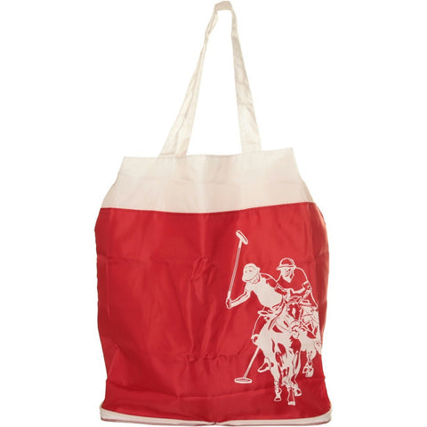 Accessories - U.S. POLO Foldable Bag - Red