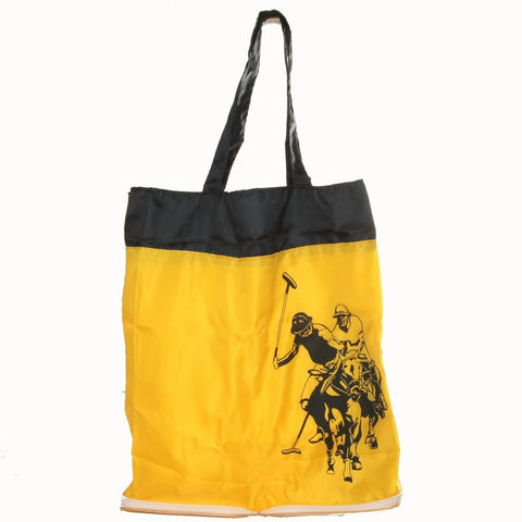 Accessories - U.S. POLO Foldable Bag - Yellow