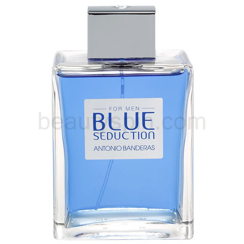 Antonio Banderas Blue Seduction Eau do Toilette Spray Men  - 100ml