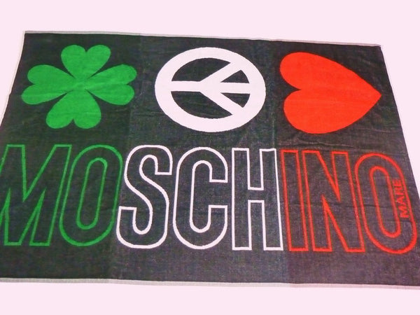 Beachwear - Beach Towel - Moschino
