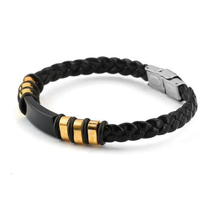 Bracelet - Band 10 Stainless Steel Bracelet - Men