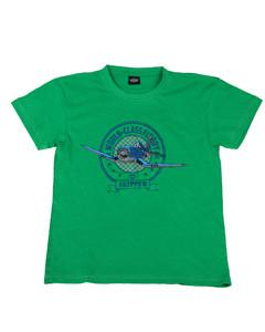 Disney PLANES children's T shirt - SKIPPER - Ninostyle