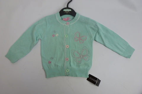 Children's Wear - Dunnes Baby Jumper- Green