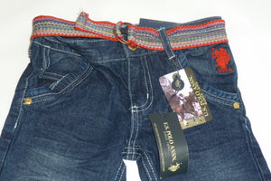 US Polo Children's  Jeans - Blue - Ninostyle