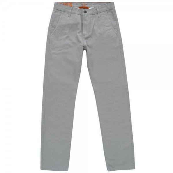 Chinos - Men - Dockers Slim Fit Chino Trouser - Grey