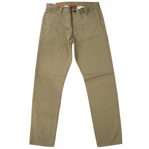 Chinos - Men - Dockers Slim-Fit Chino Trouser - Taupe