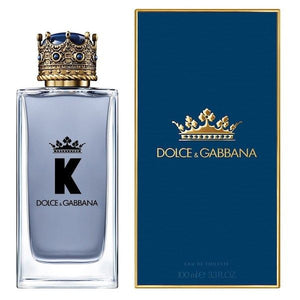 D&G K - For Men - by DOLCE & GABBANA - EDT 100ml
