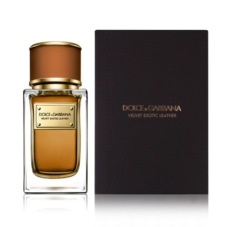 Velvet Exotic Leather - Unisex - by DOLCE & GABBANA - EDP 100ml