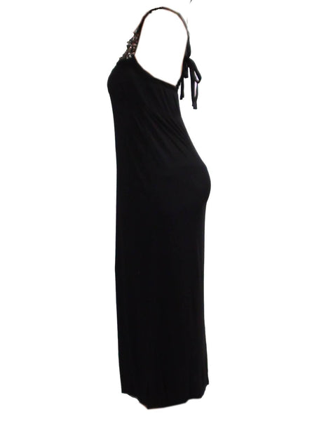 Dress - Ladies - Embellished Sequins Maxi Dress - Top Shop