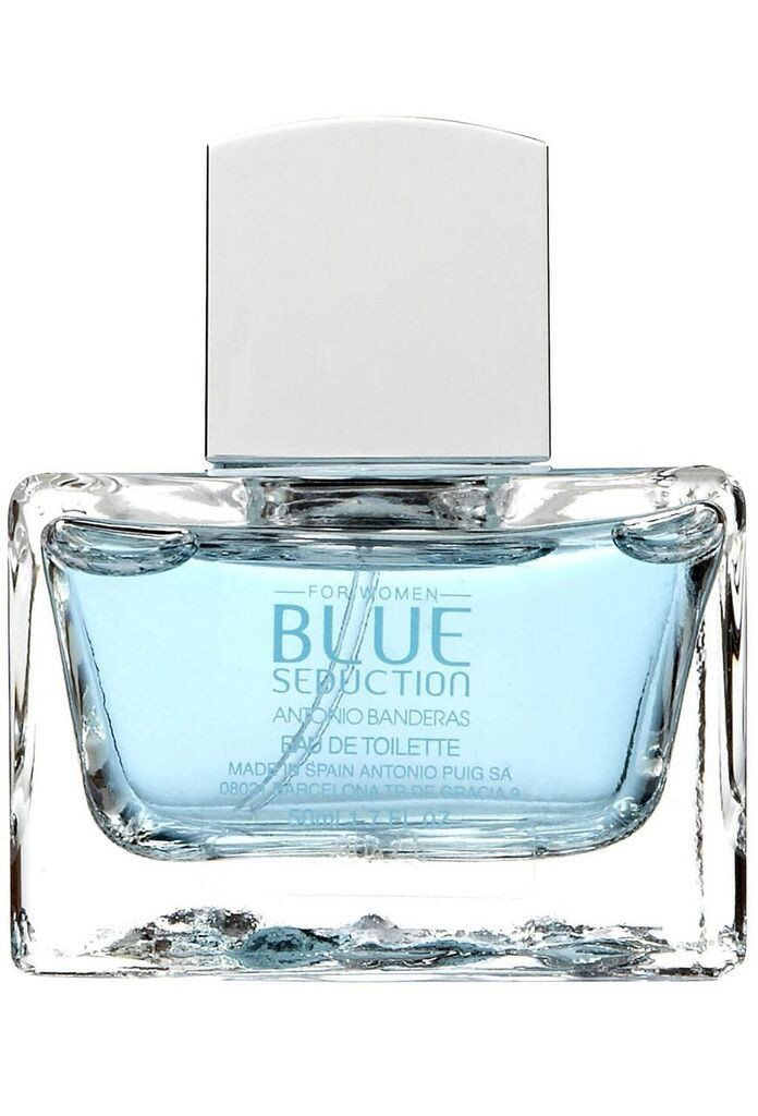 Antonio Banderas Blue Seduction for Women EDT- 100ml - Ninostyle
