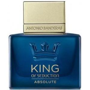 Fragrance - Antonio Banderas The King Of Seduction Absolute Eau Do Toilette Spray Men - 100ml