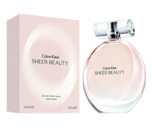 Fragrance - CK Sheer Beauty EDT Spray - 100ml - CALVIN KLEIN