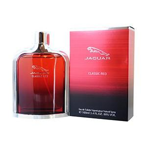 Fragrance - CLASSIC RED By JAGUAR - 100ml - Men