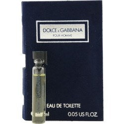 Fragrance - Dolce & Gabbana By Dolce & Gabbana - EDT Vial On Card - 1.5ml