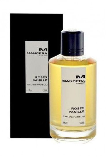 Roses Vanille For Women by MANCERA - EDP 120ml