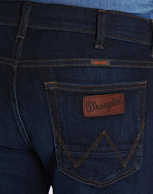 Jeans - WRANGLER  JACKSONVILLE Boot-Cut Jeans - Get Worn In