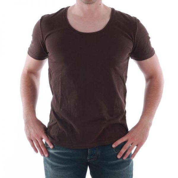 Jumper - ANTONY MORATO Plain Tshirt 3 - Brown