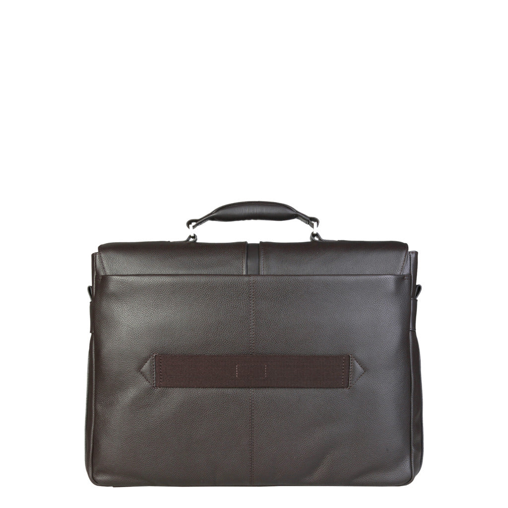Piquadro  Leather BriefcaseCA1744X1M - Ninostyle