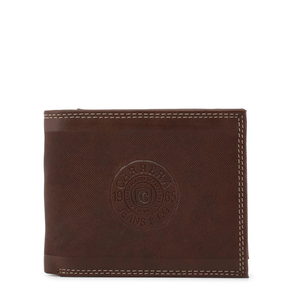 Carrera Jeans Dave Men Brown Wallets_CB552 - BROWN