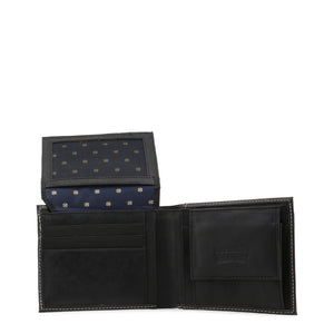 Carrera Jeans Dave Men Brown Wallets_CB552 - BLACK - Ninostyle