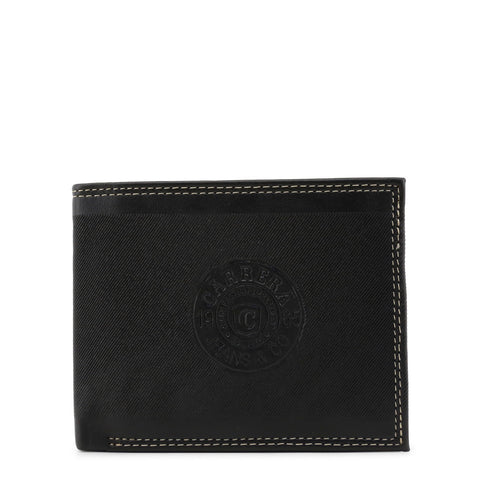 Carrera Jeans Dave Men Brown Wallets_CB552 - BLACK