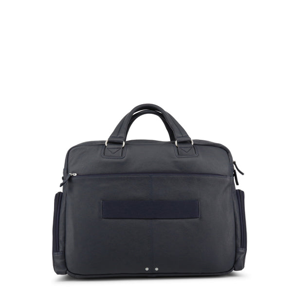 Piquadro Leather BriefcaseCA1801X2BLU