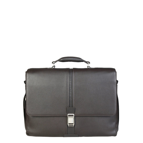Piquadro Leather BriefcaseCA1744X1M
