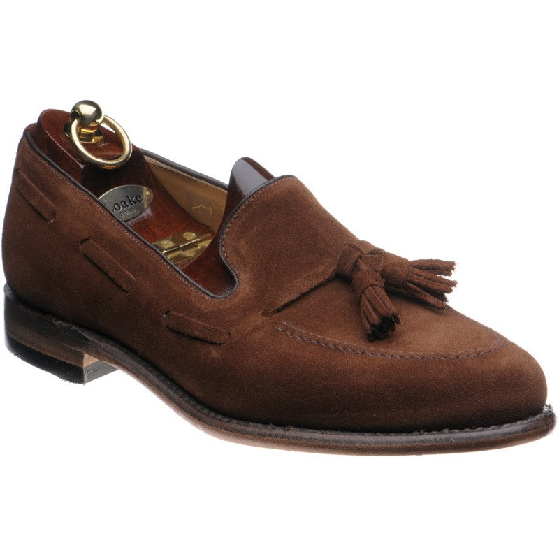 LOAKE Lincoln Brown Suede - c - Ninostyle