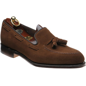 LOAKE - Russell Tasselled Loafers Suede Shoe - Polo - Ninostyle