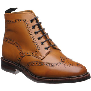 LOAKE Wolf - Premium Boot - Tan - Angle View