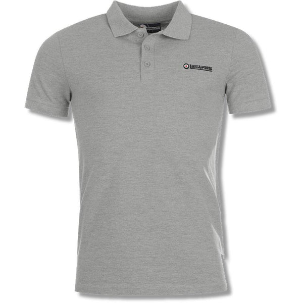 Lambretta Polo Shirt for Men - Grey