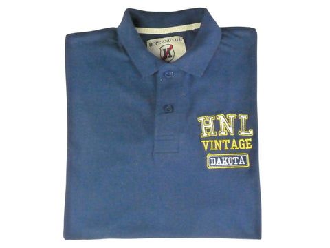 Men's Polo Shirt - Hope N Life Polo - Blue