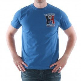 Men's T-Shirts - Catbalou - Hammersmith - Short Sleved T-shirt - Blue