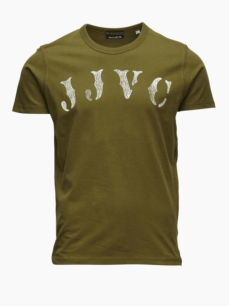 Men's T-Shirts - Jack & Jones Valley  Tshirt - Blue