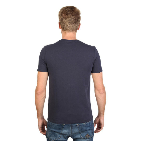 Men's T-Shirts - Trussardi Jeans - T-shirt - Blue