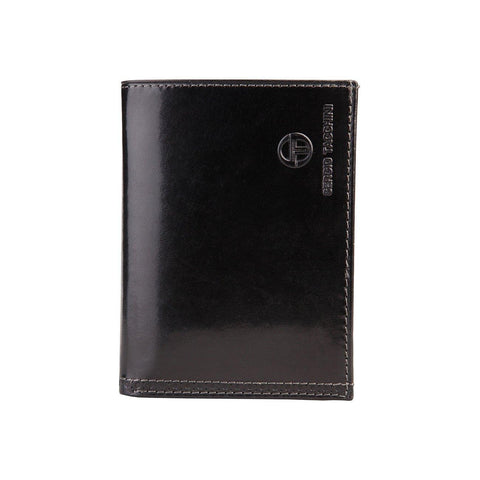 Men's Wallet - SERGIO TACCHINI - Black