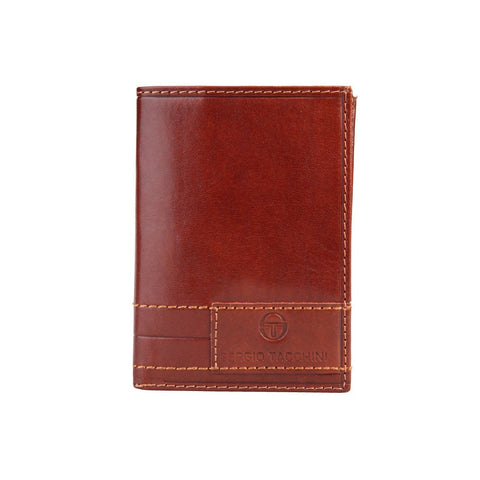 Men's Wallet - SERGIO TACCHINI - Brown