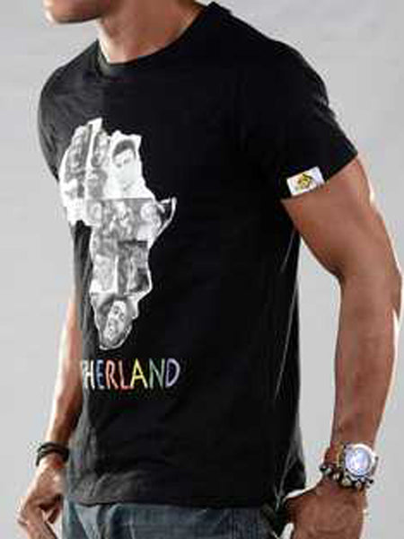 Motherland Graphic T-shirt for guys - Bandit Urban Clothing