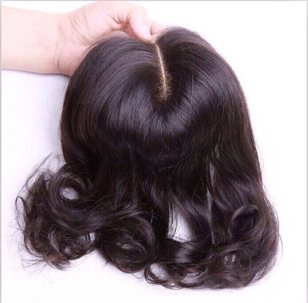 Natural Hair - European Funmi Closure - '_'_? 10inches