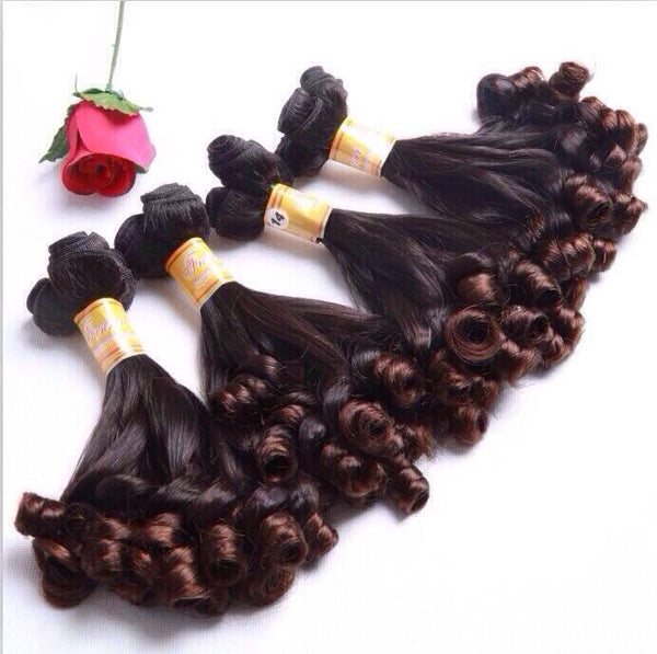 Natural Hair - European Spiral Curl 14""
