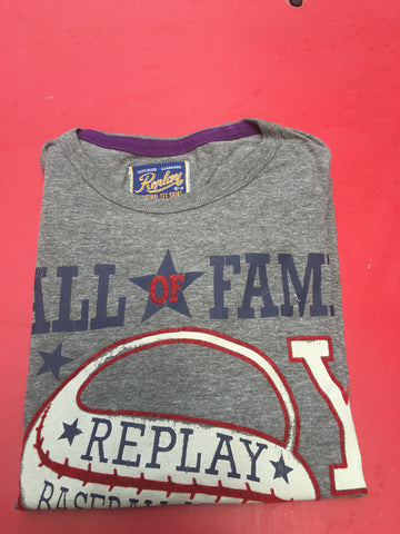 REPLAY Original tshirt  - Grey