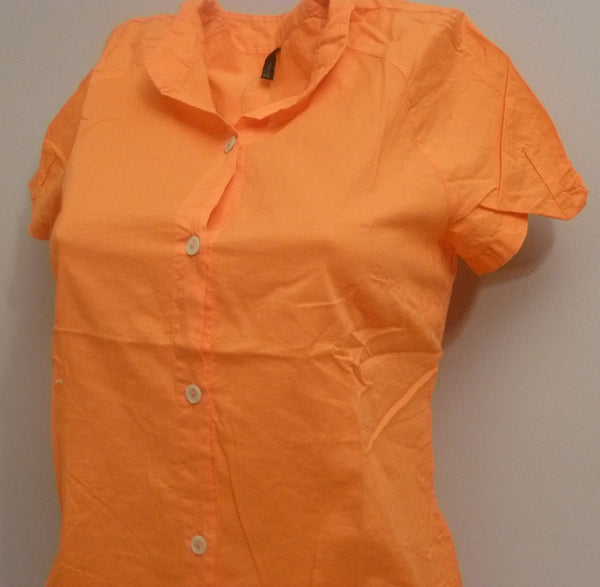 Shirt - Ladies - Ladies Shirt - Short Sleeve - Benetton