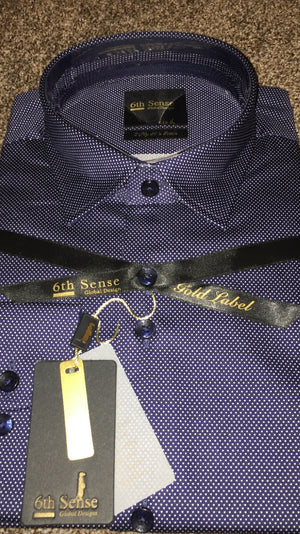Sixth Sense Luxury Moonlight Shirt - Ninostyle