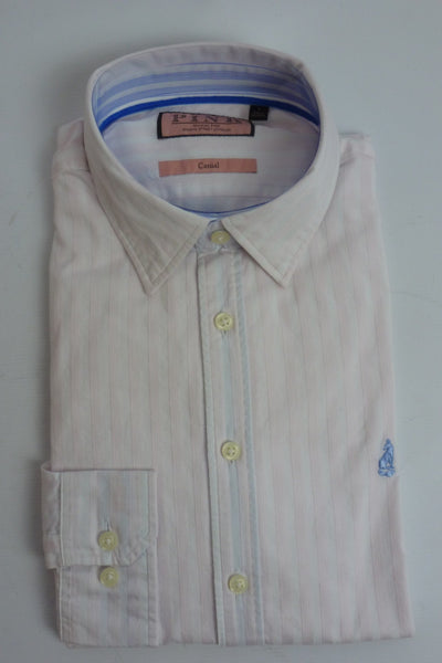 Shirts - Men - Thomas Pink Casual Shirt - 1