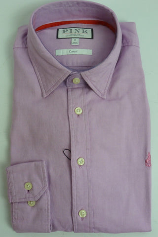 Shirts - Men - Thomas Pink Casual Shirt - 2