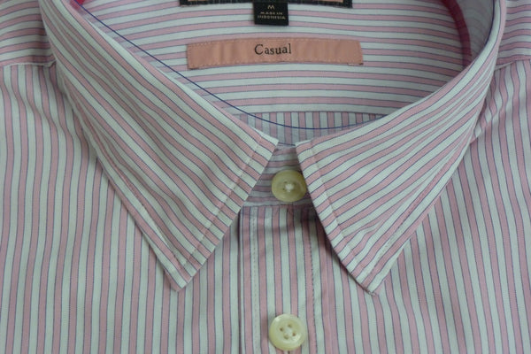 Shirts - Men - Thomas Pink Casual Shirt - 3