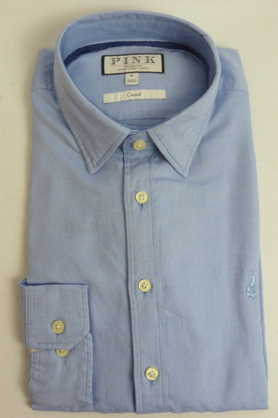 Shirts - Men - Thomas Pink Casual Shirt - 5