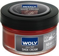 Shoe Care - Woly -  Shoe Cream - Medium Brown
