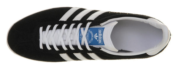 Shoes, Canvas Shoes - Adidas Gazelle - Black