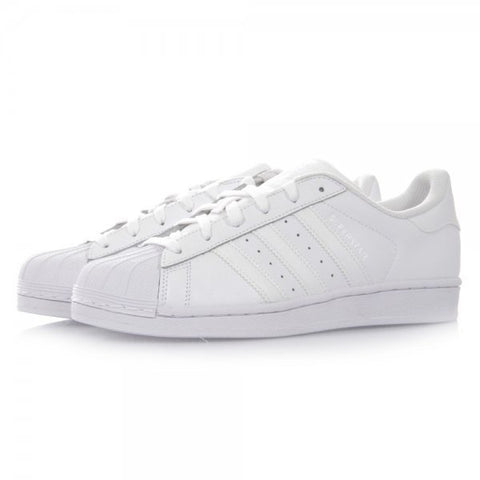Shoes, Canvas Shoes - Adidas Original Superstar - White